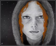 Ygritte (art by Anastasia Robozeeva)