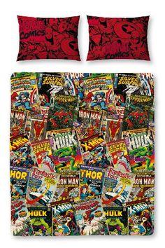 Superhero Bed Kids Bedroom Pinterest Superhero Bedrooms And - Circo comic bedding set