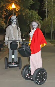 happy Halloween to all our friends :-) by www.italysegwaytours.com
