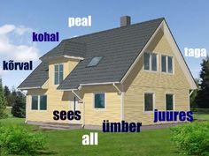 """Sõna """"maja"""" ja kaassõnad"""