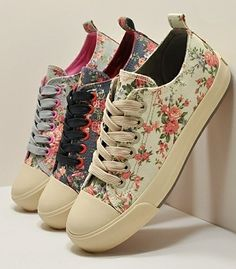 Shop Floral Shoes