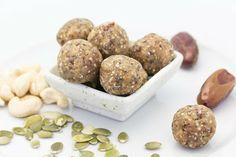 Protein-Rich Peanut Butter Balls