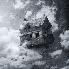 Wizard Of Oz Flying House Wizard of Oz on...