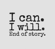 I can :)