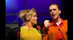"""""""Vi maler byen rød: The Musical"""", Folketeatrets Store Turnéscene 2014. Læs mere på:  http://musicalteatret.dk + http://facebook.com/musicalteatret - Fotograf: Henrik Delfer"""