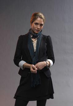 """Brooke Nevin as Jules in """"Breakout Kings"""" (2011)."""