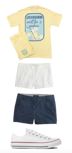 What to wear during sorority rush week: Day one, round one outfit ideas! http://simplesouthernbelle.net