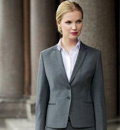Women's Slim Fit Jacket - Mix & Match Suit: Amazon.co.uk: Clothing