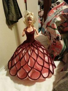 crochet doll dress ideas 7
