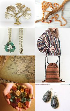Mother Earth by Chez Violette on Etsy--Pinned with TreasuryPin.com