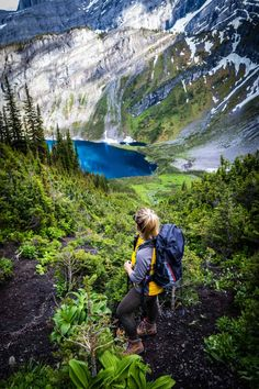 Hiking Site, Camping And Hiking, Hiking Trails, Backpacking, Oh The Places You'll Go, Cool Places To Visit, Alberta Travel, Canadian Travel, Outdoor Research
