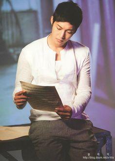 Kim Hyun Joong ♡ 'TONIGHT' Photo Book