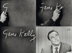 Gene Kelly on What's My Line?