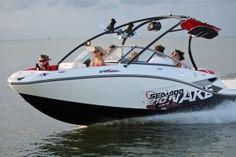 2013 Sea Doo 210 Wake Jet Boat one day !