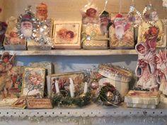 Open Days Weihnachten 2012 - Atelier Art Miniature Renate Stettler