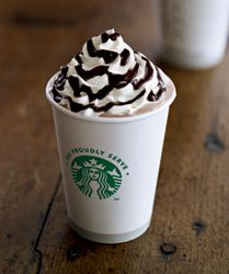 Every Starbucks Recipe - hot and cold drinks and food