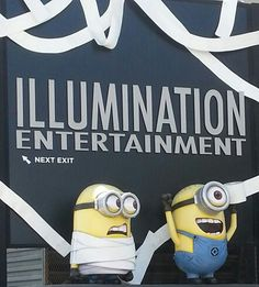 Minions at Universal Studios Hollywood. Near at the voice Illumination Entertainment, Minion Mayhem, Minion Movie, I Want To Cry, Disneyland Trip, Despicable Me, Getting Wet, Halle Berry, Orlando Florida