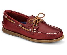 Sperry Top-Sider Authentic Original Cyclone Leather 2-Eye Boat Shoe