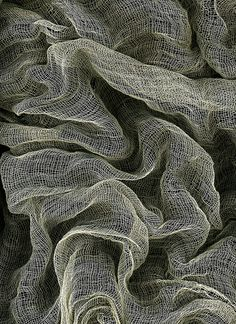 Theresa Thompson // Reckless Texture Serena - Ethical, sustainable material texture.