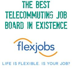 Use FlexJobs to find your next work from anywhere job. I did, and I found my first entry-level writing job that is 100% remote!