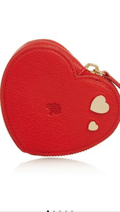 Mulberry Valentines coin purse from Net-a-poter