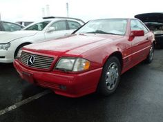 Mercedes-Benz SL Series 5.0  SL500 CONVERTIBLE AUTOMATIC * LEFT HAND DRIVE * ONLY 25000 MILES Convertible Petrol RedMercedes-Benz SL Series 5.0  SL500 CONVERTIBLE AUTOMATIC * LEFT HAND DRIVE * ONLY 25000 MILES Convertible Petrol Red at The Car Warehouse Middlesbrough