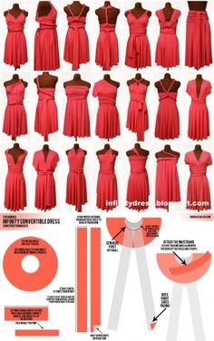 Bijzondere jurk