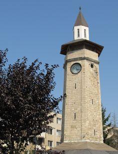 Giurgiu's representative landmark... Ceasul din centru orasului