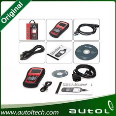 [Top Autel Authorized Distributor]Autel MaxiService VAG505 Diagnostic Tool OBDII Code Reader & Clean VAG 505 free Online Update