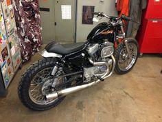 MOD moto Harley Sportster 1290 Tracker