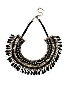 Bershka-statement necklace