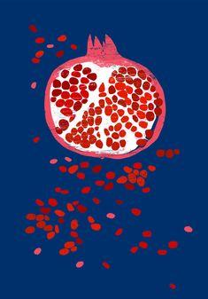 Ana Zaja Petrak - Pomegranate