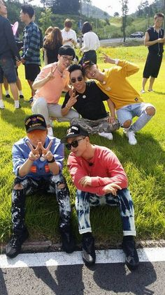 BIGBANG G-DRAGON&TAEYANG Infinity Challenge
