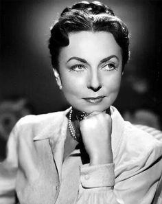 Agnes Moorhead - (1900-1974) born Agnes Robertson Moorhead.  Actress on radio, stage, film and TV.