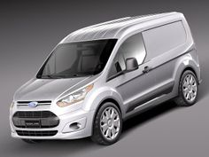 Ford Transit Connect Cargo 2014 Short