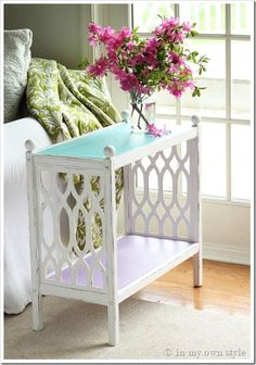DIY home crafts DIY Thrift Store Makeover Using Chalk Paint DIY home crafts