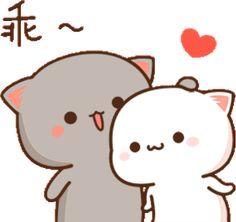 Cute Love Memes, Cute Love Gif, Cute Love Pictures, Cute Cat Gif, Cute Cats, Cute Cartoon Images, Cute Love Cartoons, Cute Cartoon Wallpapers, Cute Bear Drawings