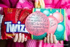 Twiz the night before Christmas (free printable)