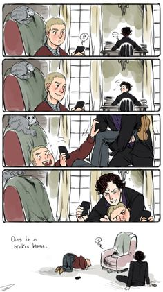 based on this post from this wonderful blog, Texts from John and Sherlock