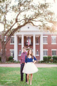 Engagement Picture- Hunter Ryan Photo- Bay Preserve - Sarasota Florida