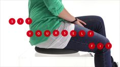 Relieve your back pain with TOGU happyback Ballkissen