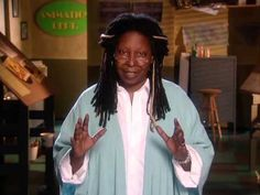 Whoopi Goldberg on the history of racial insensitivity in old cartoons,