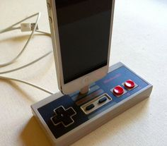 Nintendo Controller iPhone Dock