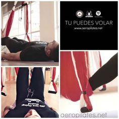 yogacreativo.com: Aero Pilates: Ejercicio Glúteos