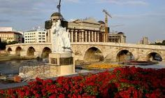 Image result for skopje new pictures