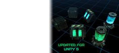 This is a sample of the complete Sci-Fi Battery Pack, a low-poly set of props for sci-fi environments; in this pack you'll find 3 models and 2 textures for them; see if it suits your project and if you like what you see, check out the big pack, which contains 35 low-poly models, 2 textures for regular and damaged versions (1024 px) and some extra goodies.    Check out the full pack here: Sci-Fi Battery Pack    Have fun and drop a rating and a review if you appreciate this, feedback helps me…