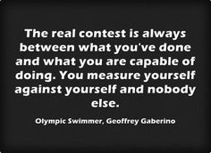 compete with yourself - Bing Images