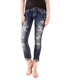 Silver Suki Skinny Jeans - Is Jeans