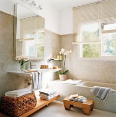 Luxurious Bathroom Luxurious Mediterranean Lifestyle and an Exclusive Residence in Ibiza