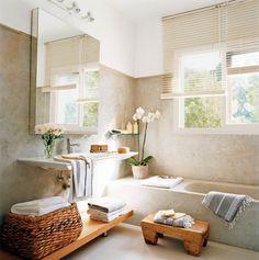 Luxurious Mediterranean Bathroom